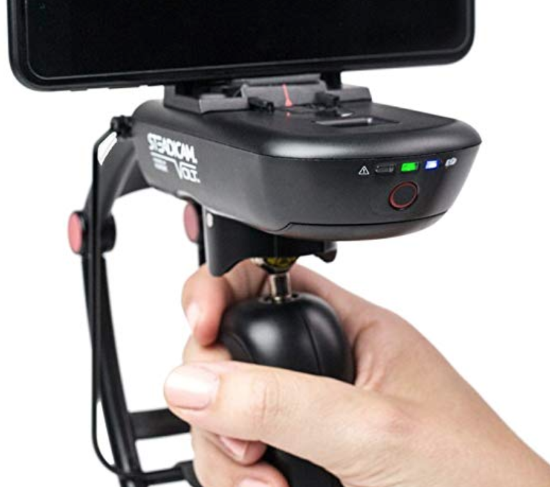 Steadicam Volt Electronic Handheld Gimbal Stabilizer for All IPhone XS, XS Max & XR, All Samsung S9/S9+ & GoPro Hero