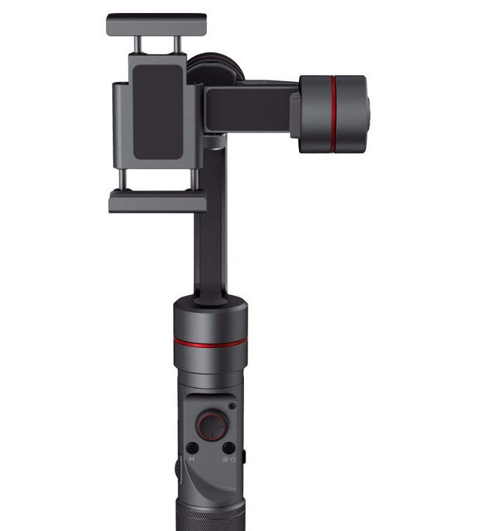 Zhiyun Smooth III Smooth3 3 Axis Handheld Gimbal Stabilizer for Smartphone like iPhone X 8 plus 7+ 7 6+ 6 5S, Samsung Galaxy S8 S8+ S7+ S7 S6 S5 Note8 Note 8 ect, Max 6' 260g Payload Zhiyun Smooth-III