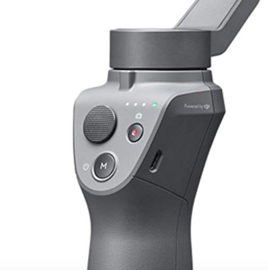 DJI CP.ZM.00000064.01 osmo Mobile 2 Handheld Smartphone Gimbal (Single Unit), Gray